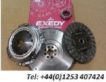 HONDA CIVIC 2.0 TYPE R STAGE 1 RACING EXEDY CLUTCH KIT & NEW FLYWHEEL PACKAGE